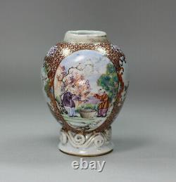 Antique Chinese tea caddy, Qianlong (1736-95)
