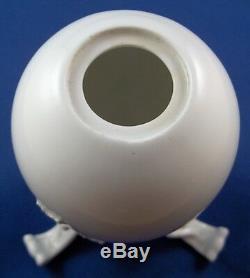 Antique KPM Berlin Porcelain Egg Tea Caddy Lidded Jar Vase Porzellan Teedose