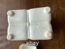 Antique Minton Design Christopher Dresser Tea Caddy