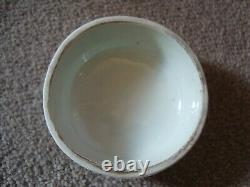 Chinese ceramic tea caddy with 6 piece character mark to base 21/373