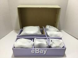 Japanese Porcelain Arita Ware Tea Set / Artisan Work, Open Work Weave