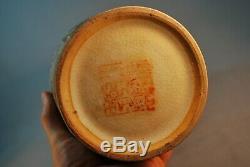Large Important Antique 19th c Japanese Satsuma Hand Painted Porcelain Vase 14