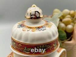 Vintage Sadler Porcelain Afternoon Tea Collection Tea Caddy