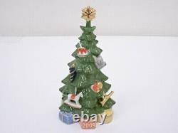 4452014 Figurine Royale D'arbre De Noël En Porcelaine De Copenhague