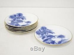 4567163 Japonaise Antique Okura Porcelaine Soucoupe De 6/1930