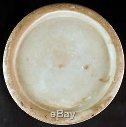 Antique Chinois Famille Rose Porcelaine Lidded Tea Pot Caddy Qing Dynasty 2 De 2