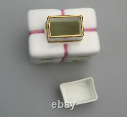 Antique Minton Nouveauté Tea Caddy Attribué À Christopher Dresser C. 19thc