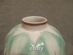 Méissen Porcelaine, Feuille De Chou, Teedose Tea Caddy, 18èmec Très Rare