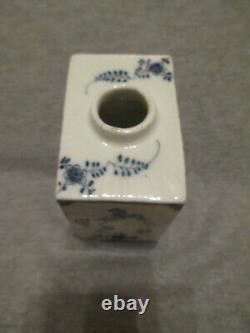 Meissen Porcelaine, Porcelaine, Porzellan Grand Caddy À Thé 1750