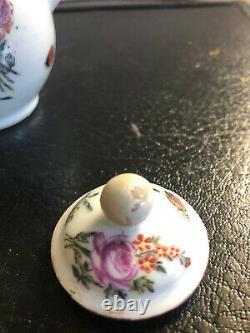 Porcelaine Chinoise D'exportation Couverte De Lait Jug Antique