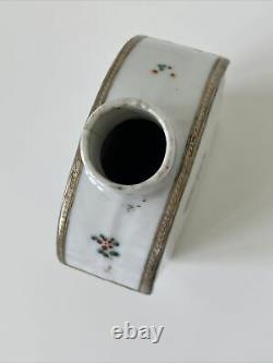 Stupéfiant Antique Chinois Export Tea Caddy 18th Century (env. 1760 S)